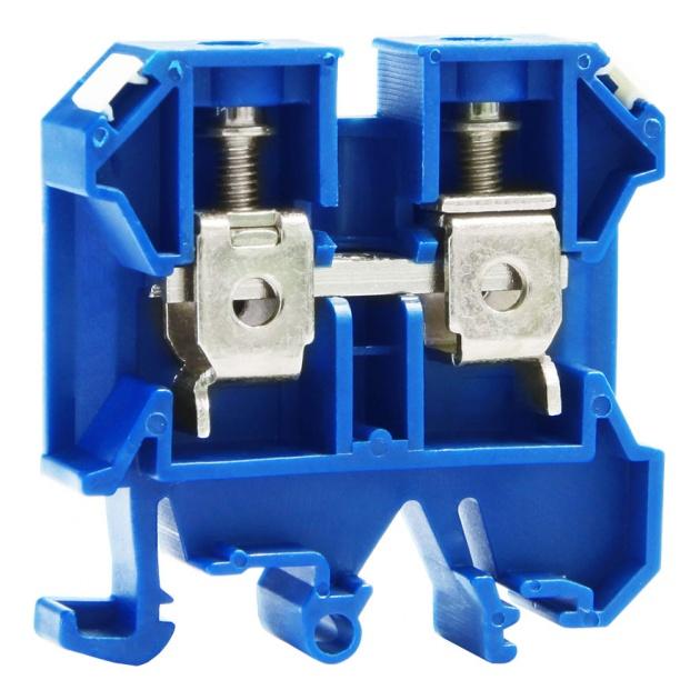 Клемма ЗНИ-16мм синий Texenergo ZN1-016-K07 Texenergo