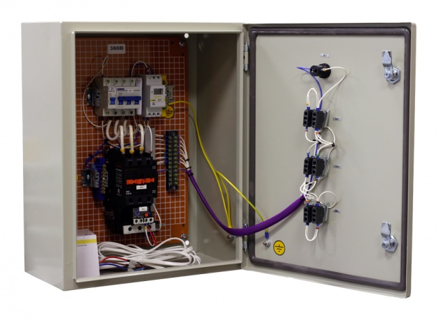 Ящик управления освещением ЯУО 9601-3674 IP54 SUO9601-3601 Texenergo