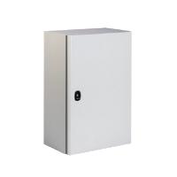 Шкаф S3D с платой 10х8х4 NSYS3D10840P Schneider Electric