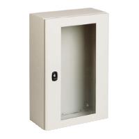 Шкаф S3D с прозрачной дверью 5Х4Х2 NSYS3D5420T Schneider Electric