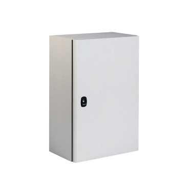 Шкаф S3D С ПЛАТОЙ 600X500X250 NSYS3D6525P Schneider Electric