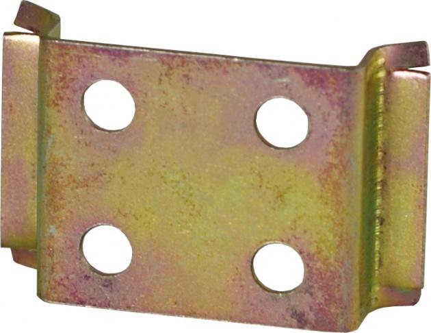 Переходник с DIN-рейки (металл) короткий для АЕ 1031 МТ AEADINRS Texenergo