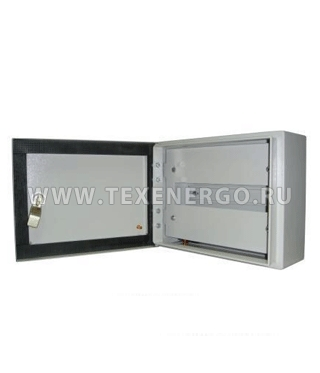 Шкаф под модульное оборудование ЩРН-9з 250х300х135 IP54 Е10-15-253011-54 Texenergo