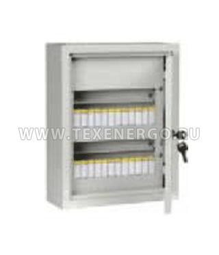 Корпус шкафа навесной ЩРН-24з 330х300х135 IP54 Е10-15-333012-54 Texenergo