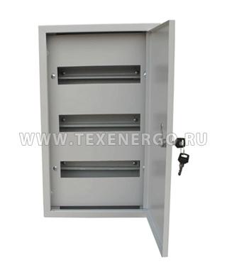 Корпус шкафа навесной ЩРН-36 500х300х125 IP31 Е10-15-503012-31 Texenergo