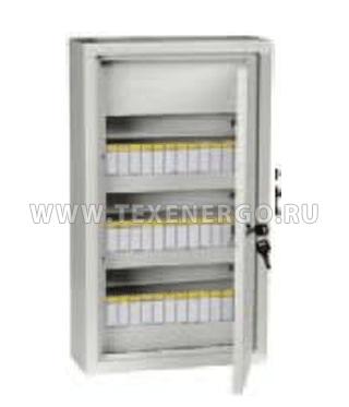 Корпус шкафа навесной ЩРН-36з 500х300х135 IP54 Е10-15-503012-54 Texenergo