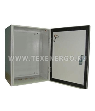 Корпус шкафа с монтажной платой ЩМП-10 1000х650х300 IP54 Е20-15-1006530-54 Texenergo