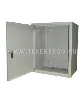 Щит с монтажной панелью ЩМП-05-2 400x400x220 IP31 Е20-15-404022-31 Texenergo