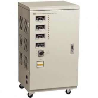 Стабилизатор напряжения СНИ3-15 кВА трехфазный ИЭК IVS10-3-15000 IEK
