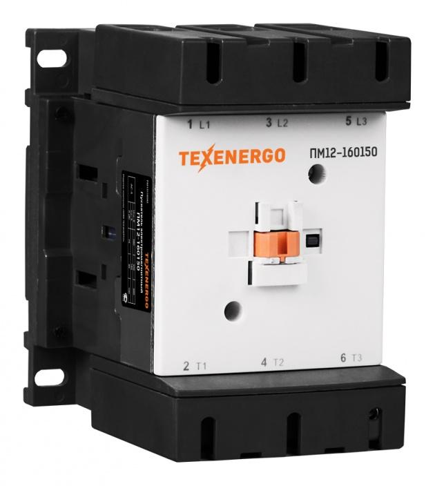 Пускатель электромагнитный ПМ12-160150 380В PM1D160Q Texenergo