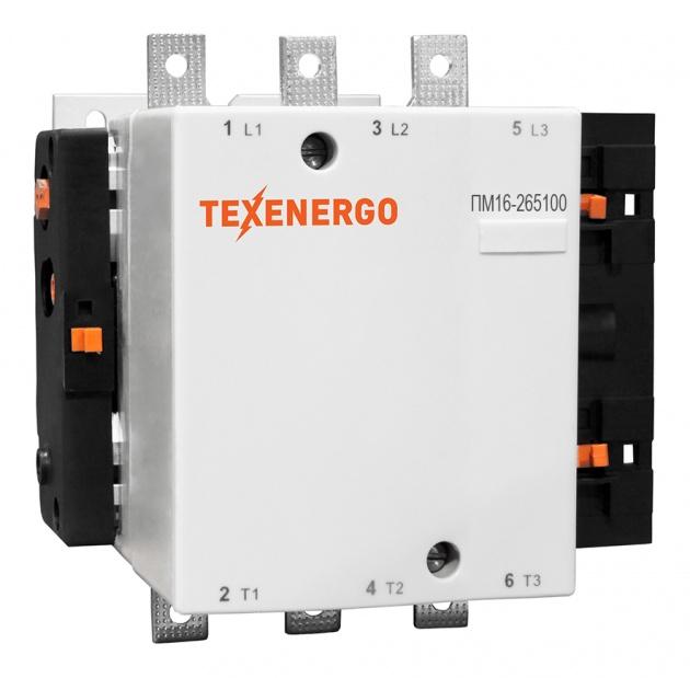 Пускатель электромагнитный ПМ16-265100 380В PM1F265Q Texenergo