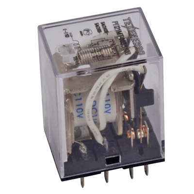 Реле промежуточное РП21 МТ-003 220В 50Гц 5A RP21003M Texenergo