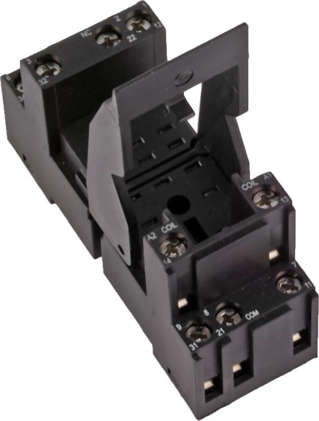 Розетка с защёлкой для реле РП21МТ-003 RRP213 Texenergo