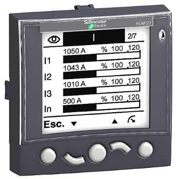 Щитовой индикатор FDM121 TRV00121 Schneider Electric