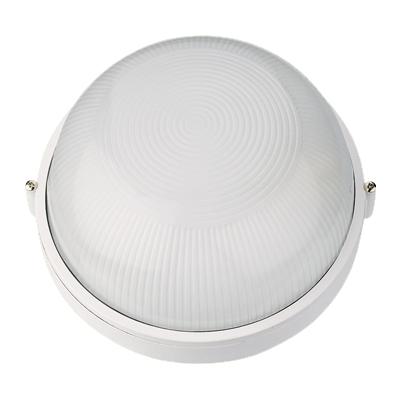 Светильник НПП-1301 белый/круг 60Вт IP54 IEK LNPP0-1301-1-060-K01 IEK