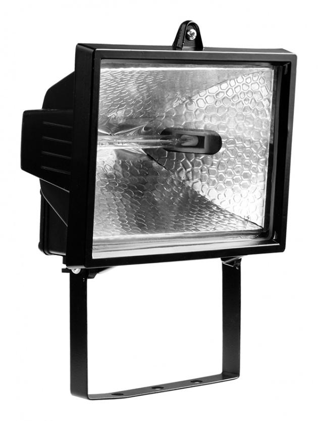 Прожектор ИО 500Вт черный IP54 Техэнерго LP1-0500-S02 Texenergo
