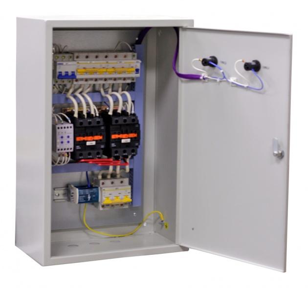 Щит автоматического переключения ЩАП-43 УХЛ4 3ф. 63А IP31 SAP13-6301-31 Texenergo