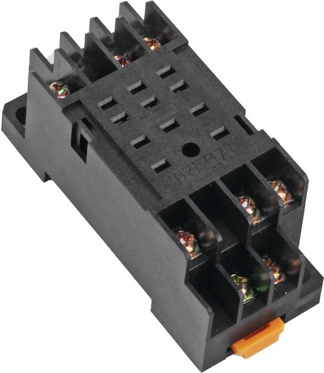 Розетка универсальная для реле РП21МТ-003 (РРМ 78/3) RRP783 Texenergo