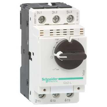Автомат защиты двигателя c магнитным расцепителем GV2 10A GV2L14 Schneider Electric