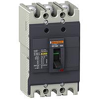 Автоматический выключатель EZC100 30 KA/380 В 3П/3Т 16 A EZC100H3016 Schneider Electric