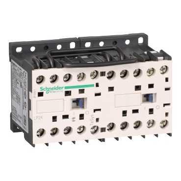 КОНТАКТОР РЕВЕРС. 3P,6А,НЗ,220V DС LP2K0601MD Schneider Electric