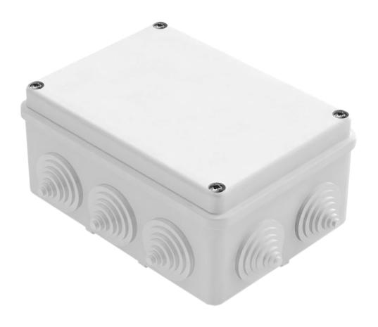 Коробка расп. о/у 10 вводов 150х110х70 IP44 GE41241 Tyco