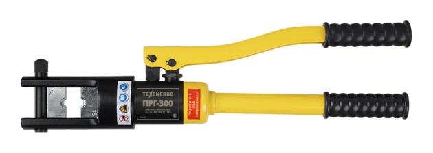 Пресс ручной гидравлический ПРГ 300 Texenergo TPRG300 Texenergo
