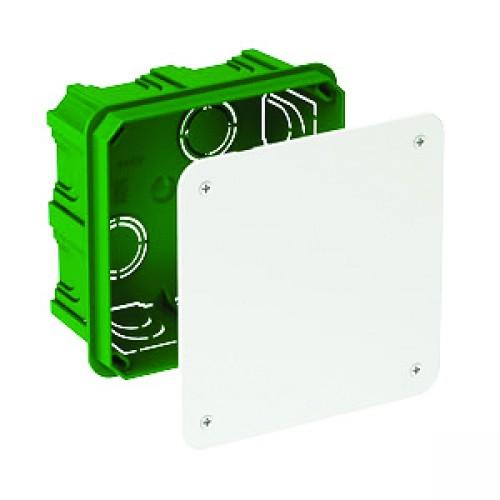 Распределительная коробка 100х100х50мм для сплошных стен IMT35122 Schneider Electric