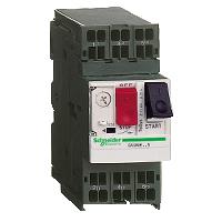 Автомат защиты двигателя с пружинными зажимами GV2 2,5-4А GV2ME083 Schneider Electric