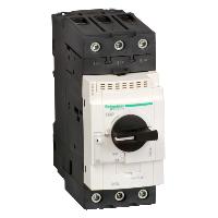 Автомат защиты двигателя c магнитным расцепителем GV3 32A GV3L32 Schneider Electric
