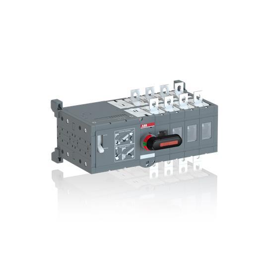 Реверсивный рубильник OTM160E4CM230C до 160А 4-полюсный с моторным приводом 230В AC 1SCA022848R1510 ABB