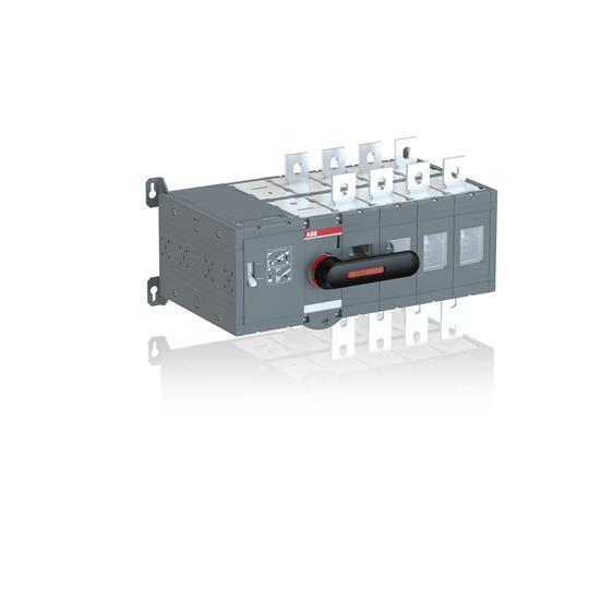 Реверсивный рубильник OTM630E4CM230C до 630А 4-полюсный с моторным приводом 230В AC 1SCA022873R1990 ABB