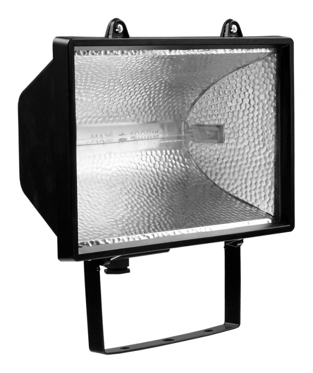Прожектор ИО 1500Вт черный IP54 Texenergo LP1-1500-S02 Texenergo