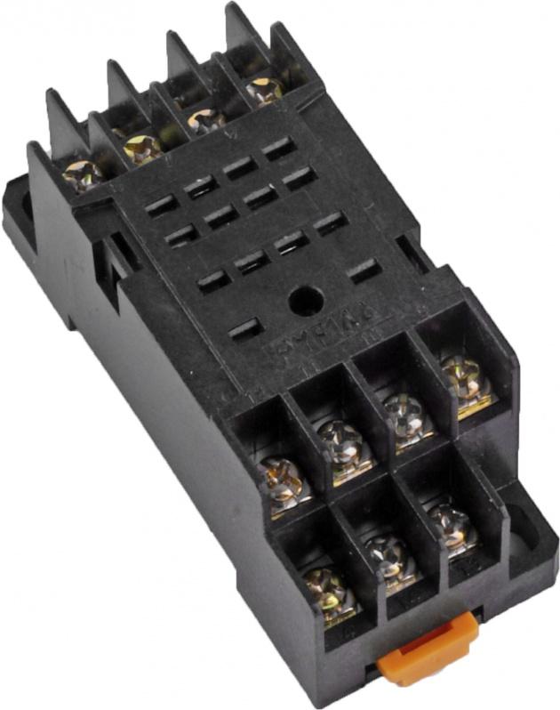 Розетка универсальная для реле РП21МТ-004 (РРМ 78/4) RRP784 Texenergo