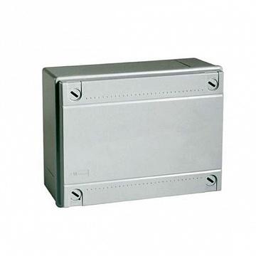 Коробка ответвит. с гладкими стенками IP56, 100х100х50мм DKC 53810 DKC