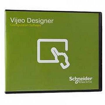 VIJEO DESIGNER LITE V1.3, НА 1ПК,USB КАБ VJDSUDTMSV13M Schneider Electric