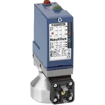 Выключатель давления OsiSense XMLA 10 бар 1C/O XMLA010A2S11 Schneider Electric