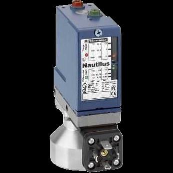 Выключатель давления OsiSense XMLA 70 бар 1C/O XMLA070D2S12 Schneider Electric