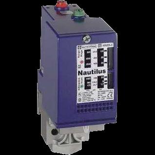 Выключатель давления OsiSense XMLC 160 бар, регулируемая уставка, 2C/O XMLC160D2S12 Schneider Electric