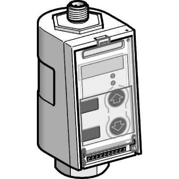 Датчик давления 10 бар аналоговый выход 4-20мА XMLF010D2015 Schneider Electric
