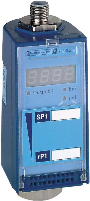 Датчик давления 25 атм, G1/4 (мама), 24 V, но или нз - 4-20мА XMLF025D2025 Schneider Electric