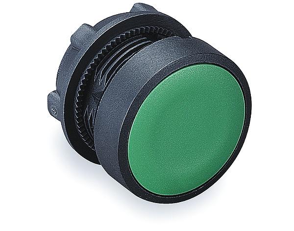 Головка для зеленой кнопки 22мм с возвратом ZB5AA3 Schneider Electric