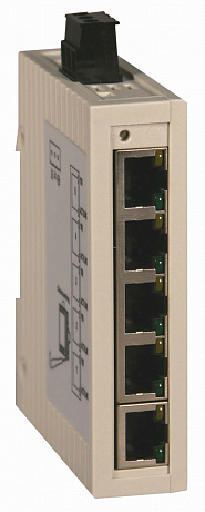 КОММУТАТОР CONNEXIUM (UNMANAGED) 5TX TCSESU053FN0 Schneider Electric
