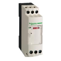 Преобразователь Pt100, Вход -40-40C, Выхода 0-10В, 0-20мА, 4-20мА RMPT10BD Schneider Electric