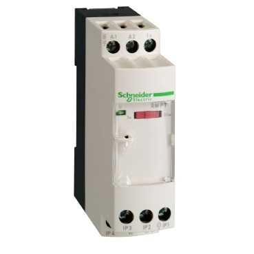 Преобразователь Pt100, Вход -40-40C, Выхода 0-10В, 4-20мА RMPT13BD Schneider Electric