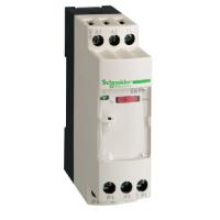 Преобразователь Pt100, Вход -100-100C, Выхода 0-10В, 0-20мА, 4-20мА RMPT20BD Schneider Electric