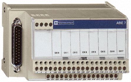 КОЛОДКА ДЛЯ ПОДКЛ. 4-Х ИЗОЛИР АН. ВХ (SUB-D25) ABE7CPA410 Schneider Electric