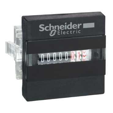 СЧЕТЧИК МОТОЧАСОВ МЕХАНИЧЕСКИЙ 7 ЦИФР ~24В XBKH70000004M Schneider Electric