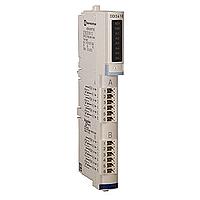 Блок дискретных входов =24В DC, 6 каналов, SINK, стандартный комплект STBDDI3610K Schneider Electric