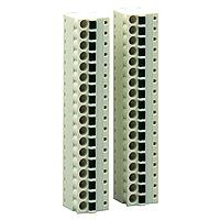 НАБОР КОННЕКТОРОВ ПОД ВИНТ 18PT, 2ШТ. STBXTS1180 Schneider Electric